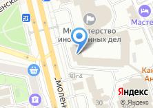 Компания «МИД РФ» на карте