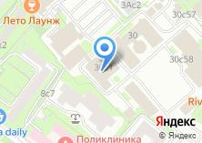Компания «Магазин напольных покрытий и карнизов» на карте