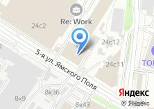Компания «Вымпелавто» на карте