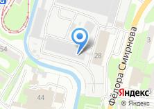 Компания «Арталия» на карте