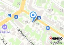 Компания «СинергоТрейдинг» на карте