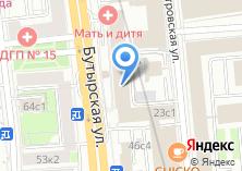 Компания «ИмплантМос» на карте