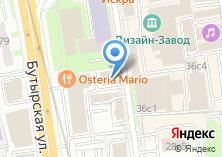 Компания «Лайф» на карте