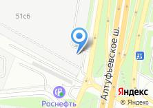 Компания «Хамелеон-Автотон» на карте