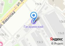 Компания «Карат РСК» на карте