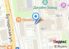 Компания «Евроинвест» на карте