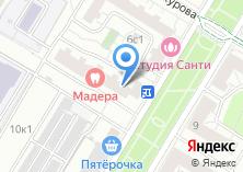 Компания «Правовой комплекс» на карте