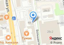 Компания «Солярис» на карте