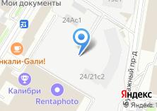 Компания «Тиражи.RU» на карте