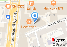 Компания «Медицинский центр оримед - Оримед» на карте
