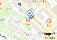 Компания «Диагональ» на карте