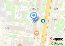 Компания «Визитка» на карте