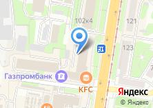 Компания «ТриОком» на карте