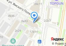 Компания «Электропроект» на карте