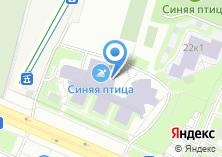 Компания «Академия вождения» на карте