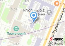 Компания «Дойчкурзе» на карте