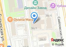 Компания «Persona Film» на карте
