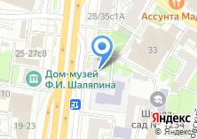 Компания «Общество восстановления и охраны природы г. Москвы» на карте
