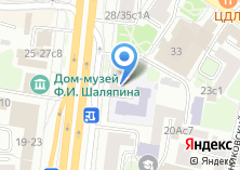 Компания «Управление Судебного департамента в г. Москве» на карте