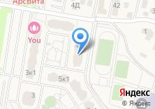 Компания «Студия аквадизайна Владимира Ходаковского» на карте
