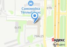 Компания «Русьимпорт» на карте