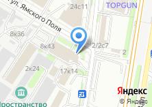Компания «Барентц Рус» на карте