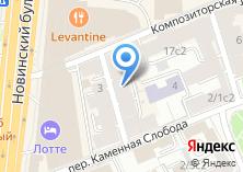 Компания «М-Каковинский» на карте