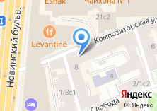 Компания «Дом на Композиторской» на карте