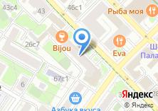 Компания «V.I.P» на карте