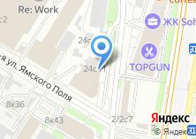 Компания «Клиника доктора Мясникова» на карте