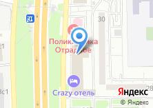 Компания «Российский центр Крав-Мага» на карте