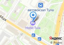 Компания «Комбета» на карте