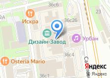 Компания «Batenkoff» на карте