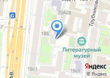 Компания «ЗОЛОТОЙ ТРИУМФ» на карте