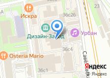 Компания «Сайтмедиа» на карте