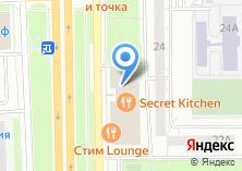 Компания «Дом моды Ольги Моисеенко» на карте
