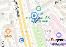 Компания «Юрий» на карте