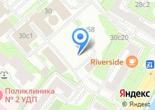 Компания «Салон паркета» на карте