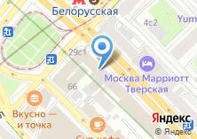 Компания «УК БИН ФИНАМ Групп» на карте