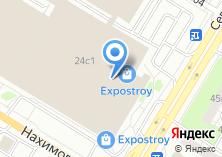 Компания «SvetExpo» на карте