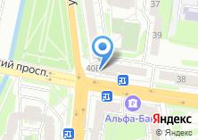 Компания «Магазин кондитерских изделий на Красноармейском проспекте» на карте