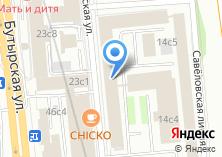 Компания «ФАРМИННОВАЦИИ» на карте