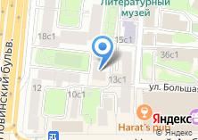 Компания «Правовое сопровождение» на карте