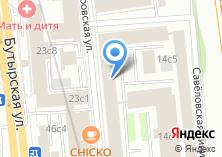 Компания «Карета» на карте
