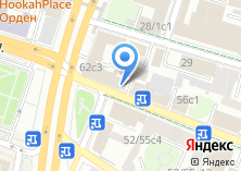 Компания «Ресторан-караоке VINTAЖ77» на карте