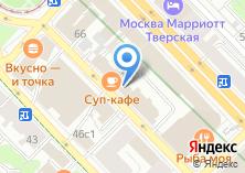 Компания «Square» на карте