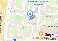 Компания «Правовая Позиция» на карте