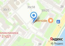 Компания «Окна-Баупласт» на карте