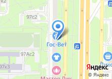 Компания «Почтовое отделение №127572» на карте