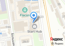 Компания «Архкор» на карте